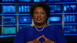 Stacy Abrams, 2018 Democratic Nominee for Governor of Georgia
